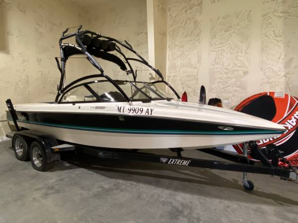 Photo 1998 Tige PRE2050 WT Ski Boat with a bunch of upgrades - $27,000 (Polson)