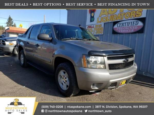 Photo 2007 Chevrolet Avalanche LS - $9,980 ($500 down you39re approved)