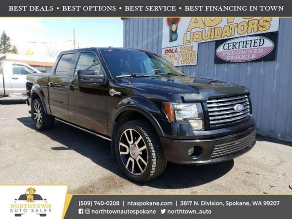Photo 2010 Ford F-150 Harley Davidson ($500 down you39re approved)