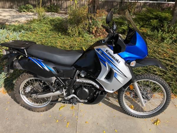Photo 2011 KAWASAKI KLR 650 - $4,000 (Al39s Cycle Yamaha  Hamilton, MT)