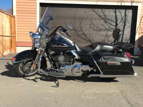 Photo 2013 Harley-Davidson Road King - $11,900 (Missoula)