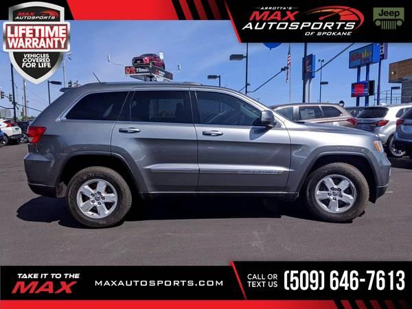 Photo 2013 Jeep Grand Cherokee $203 mo LIFETIME WARRANTY - $14,999 (Max Autosports of Spokane)