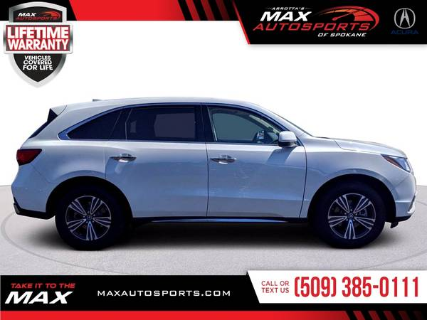Photo 2017 Acura MDX for sale by Max Autosports of Spokane - $34999 (Max Autosports of Spokane)