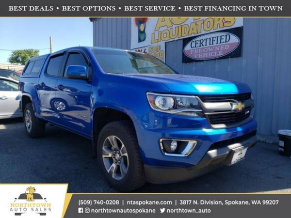 Photo 2018 Chevrolet Colorado Z71 - $36980 ($500 down youre approved)