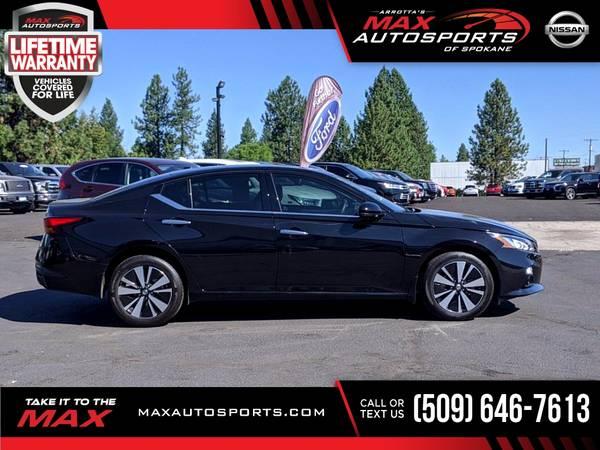 Photo 2019 Nissan Altima 2.5 SV ALL WHEEL DRIVE RARE $390 mo - $28,849 (Max Autosports of Spokane)