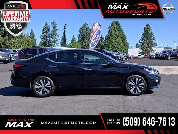 Photo 2019 Nissan Altima 2.5 SV Sedan is clean inside and out - $26,980 (Max Autosports of Spokane)