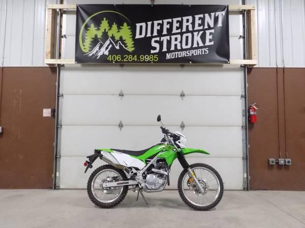 Photo 2020 Kawasaki KLX 230 ABS  Electric Start, Street Legal  - $4,695 (Manhattan)