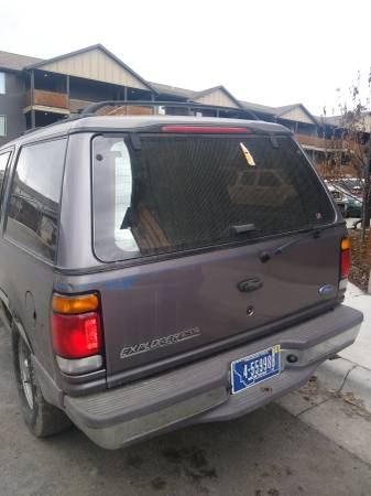 Photo 97 Ford Explorer - $1,500 (Missoula)