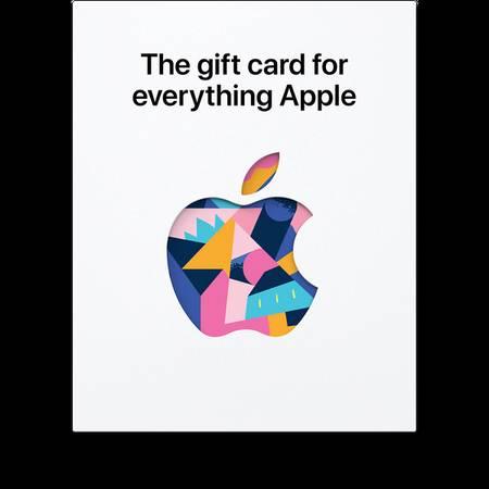 Photo Apple Gift Card $50 - Asking $45 - $45 (Missoula)