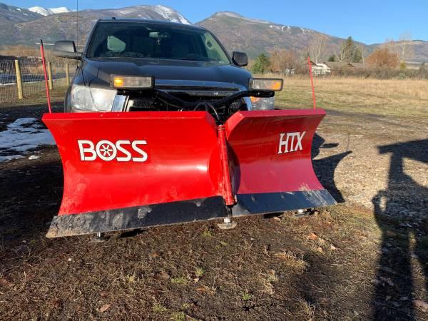 Photo Boss Snow Plow - $5,385 (Stevensville)