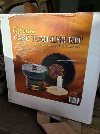 Photo Cabela39s Vibratory Tumbler - $30 (Rose Park)