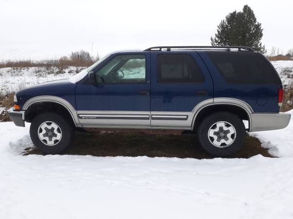Photo Chevy s10 blazer - $600