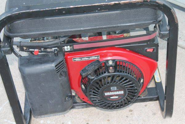 Photo Coleman Powermate 18H OHV 5000 watt Generator - $350 (Polson)