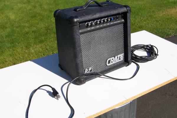 Photo Crate Practice Amp - $50