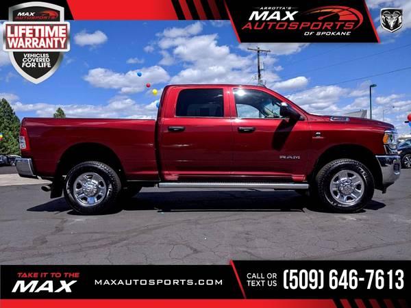 Photo Don39t miss this 2019 Ram 2500 Tradesman Cummins Diesel Pickup - $49,980 (Max Autosports of Spokane)