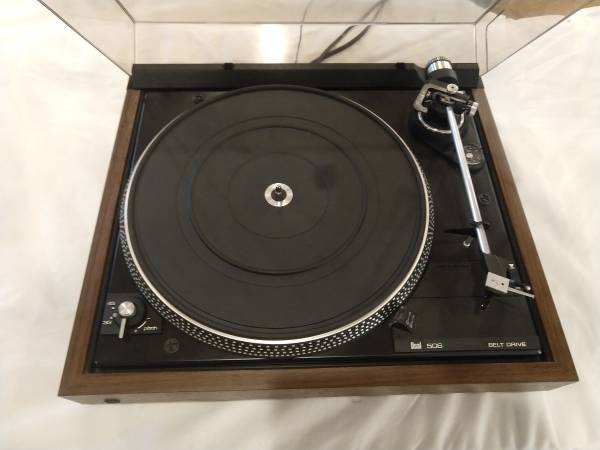 Photo Dual 506 turntable, refurbished, in excellent condition - $200 (MISSOULA)