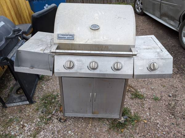 Photo Free Grill and Mini Fridge (Missoula)