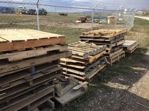 Free Wooden Pallets (MISSOULA) | Free Stuff | Missoula, MT ...