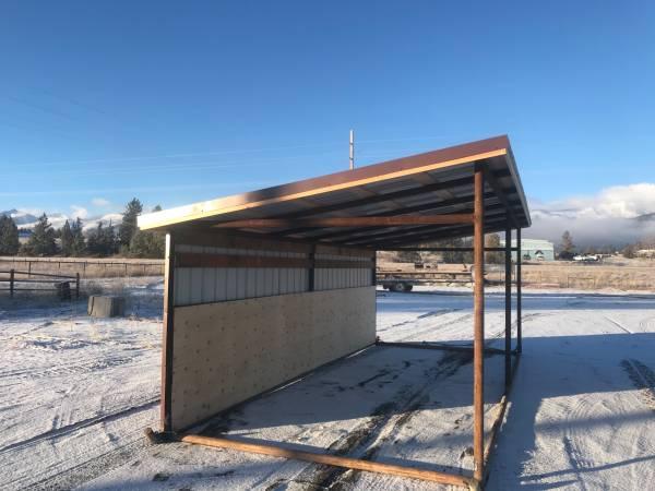 Photo Horse sheds, calf sheds,Portable Livestock Shelters - $9,999,999 (Victor)