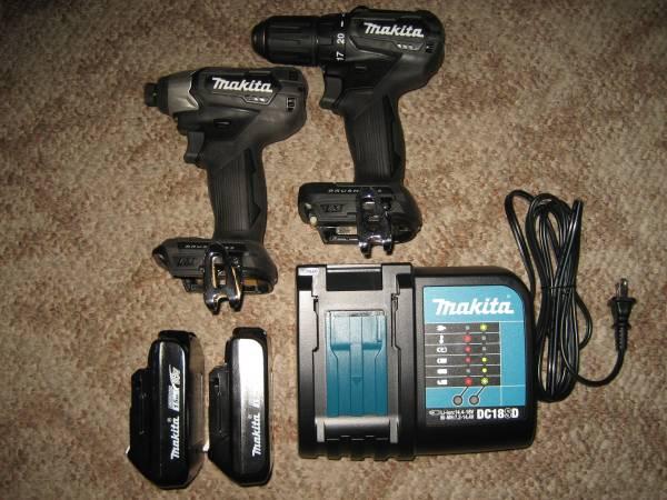 Photo Makita 18V LXT Cordless Power Tools - $150 (Polson)