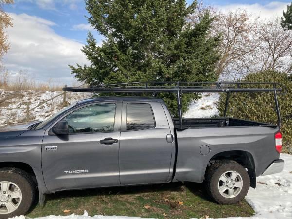 Photo Master Kargo Pro II Truck Cap Rack (GM, RAM, Tundra, F-150) - $1,000 (Stevensville)