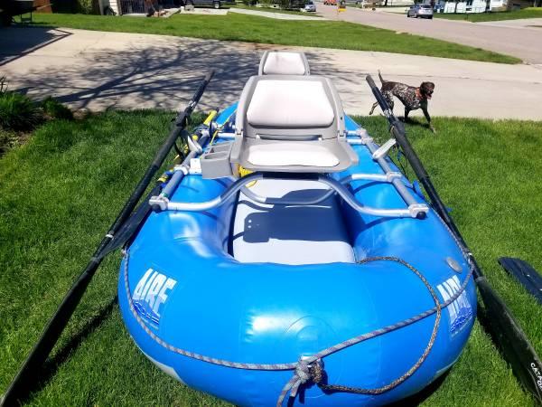 NRS AIRE Super Puma.. Raft - $4500 (Missoula)   Boats For Sale ...