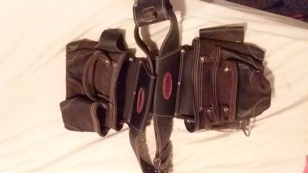Photo Never used AWP tool belt - $50