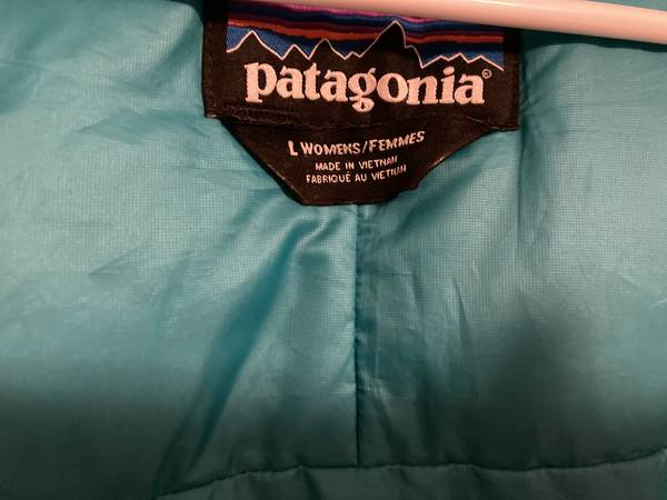Photo Patagonia Down Coat - $80 (Missoula)