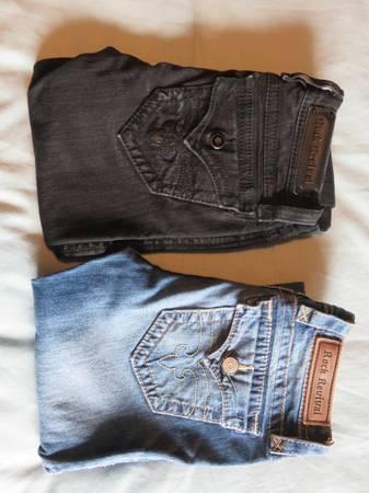 Photo Rock Revival Jeans-size 25 - $60 (Missoula)