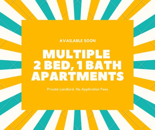 Photo Spacious 2 Bedroom Apartment with WasherDryer Hook Ups (Close to Downtown and U)