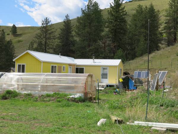 Photo Tiny Homes, Cabins For Sale (Plains, MT)
