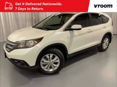 Photo Used 2013 Honda CR-V FWD EX for sale