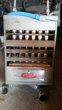 Photo garage heater - $200 (hamilton)
