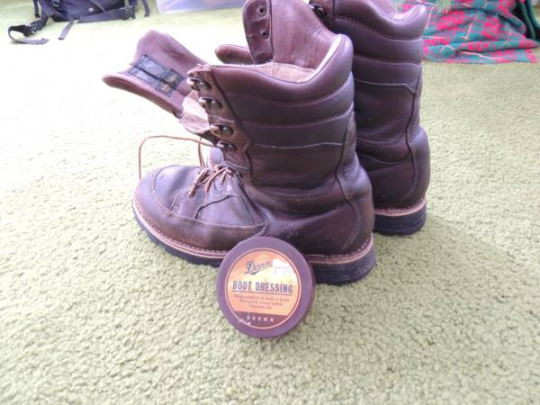 Photo sweet all leasther Danner boots for sale - $100 (Missoula)