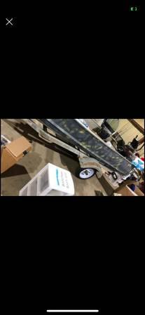 Photo 14ft Sears aluminum boat - $1,000 (BayMinette)