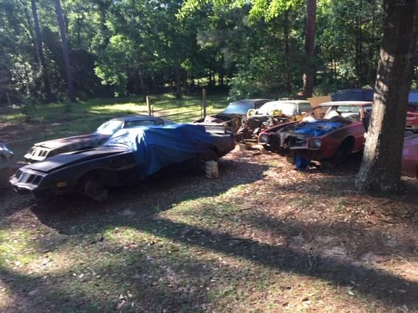 Photo 1970-81 Pontiac Trans Am  Firebird Parts - $222 (Ozark, Alabama)