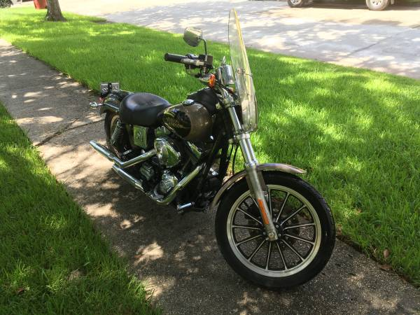 Photo 2004 Harley Davidson Dyna Glide - $6,000 (Slidell)