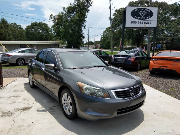 Photo 2009 Honda Accord LX-P One Owner, Only 92K Miles Will Sell Fast - $8,880 (Pensacola)