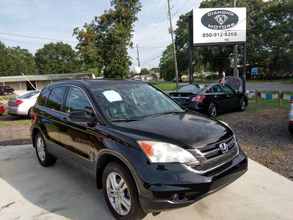 Photo 2010 Honda CRVWill Sell Fast Clean CarfaxGreat SUV - $8,880 (Pensacola)