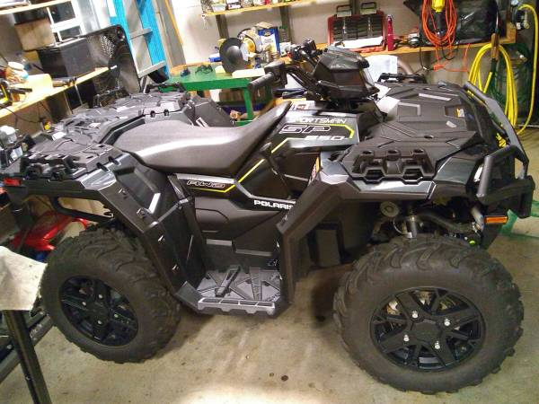 Photo 2019 polaris 850 Sportsman - $8,750 (Daphne)