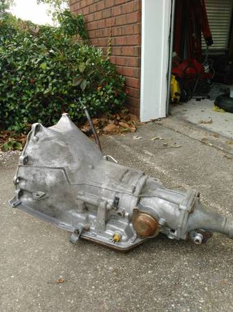 Photo 2 speed ST 300 transmission for Buick, Oldsmobile, Pontiac engines onl - $100 (Spanish Fort)
