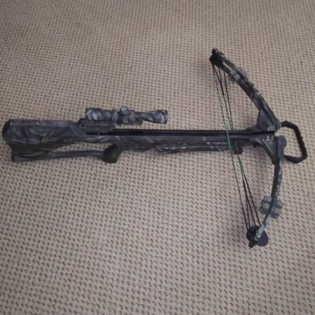 Photo Barnett crossbow - $150 (Bay Minette)