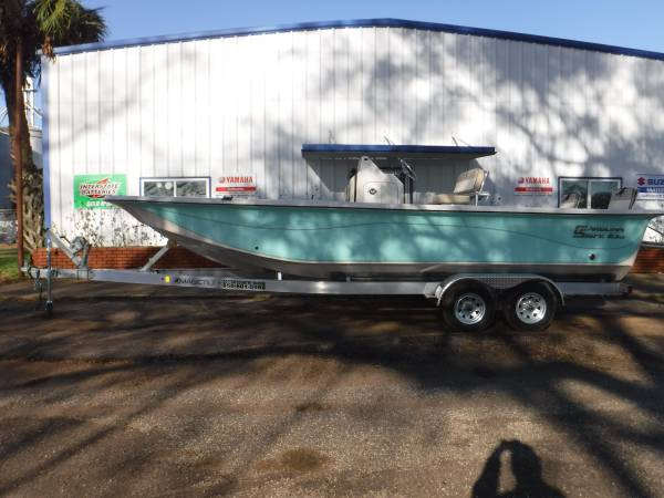 Photo Carolina Skiff 23 ft LS (Cotton Country Marine)