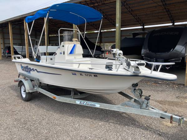 Photo Carolina skiff 186 sea chaser - $10,900 (Foley)
