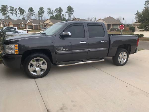 Photo Chevrolet Silverado 2010 Texas Edition - $11000 (Spanish Fort)