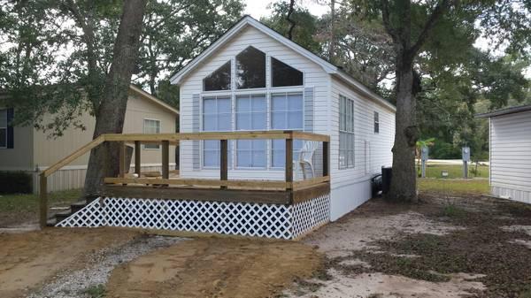 Photo Cute quotTiny Homequot Park Model For Sale. (Gulf Shores, AL)