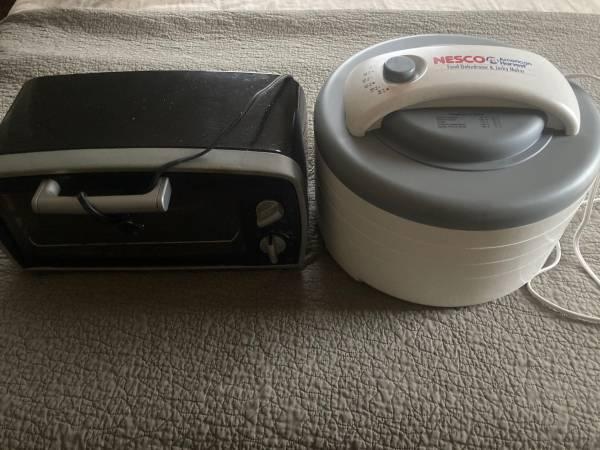 Photo Dehydrator  Toaster oven - $45 (Midtown)