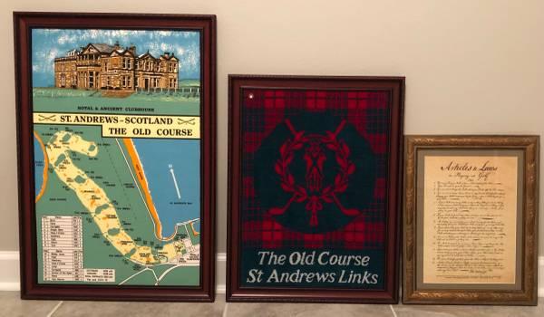 Photo Golf-St Andrews Artwork - $100 (Gulf Shores)