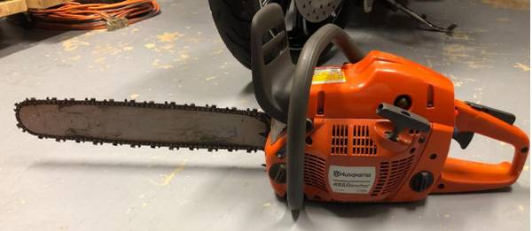 Photo Husqvarna 455 Rancher Chainsaw - $350 (Daphne)