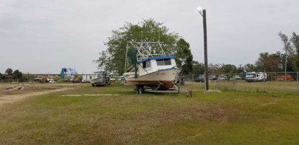 Photo Jefferson laffite shrimp boat - $8,000